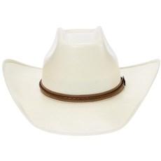 Chapéu Country Copa Quadrada Palha 20X Texas Diamond 20868