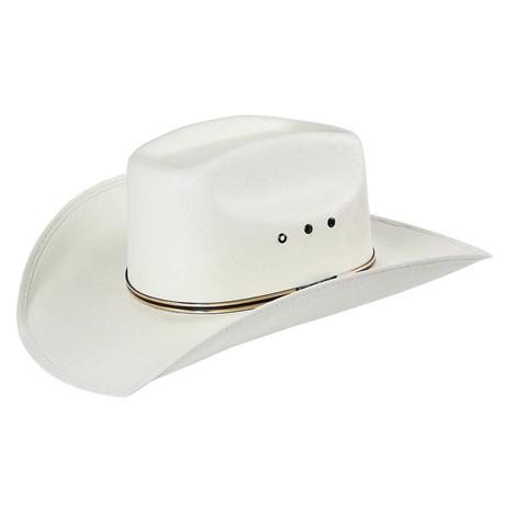 Chapéu Country Copa Quadrada Texas Diamond 24808