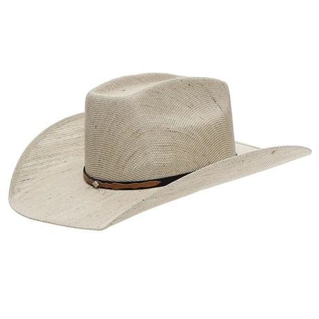 Chapéu Country de Juta Bandinha com Recorte e Aplique Texas Diamond 24870