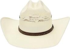 Chapéu Country de Palha Texas Diamond Bangora 20822