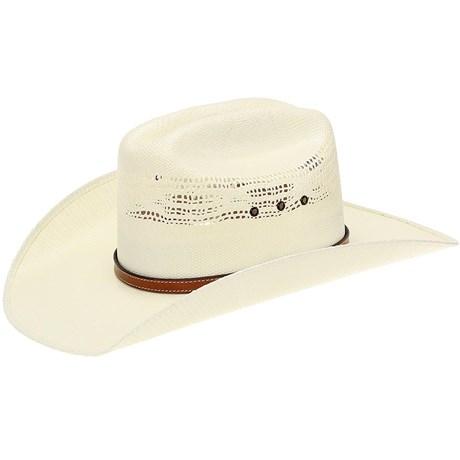 Chapéu Country de Palha Texas Diamond Bangora 20823 - Rodeo West 20c60c693a5