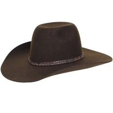 Chapéu Country Marrom Texas Diamond 20780