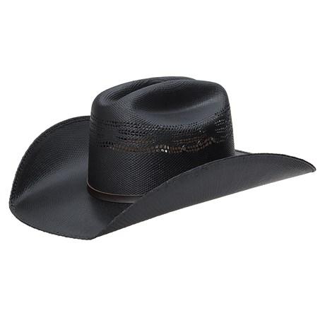 Chapéu Country Preto Texas Diamond 25048
