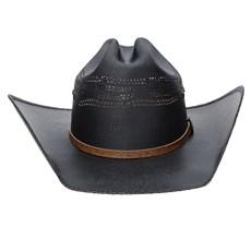 Chapéu Country Preto Texas Diamond 25049