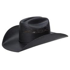 Chapéu Country Preto Texas Diamond 25050
