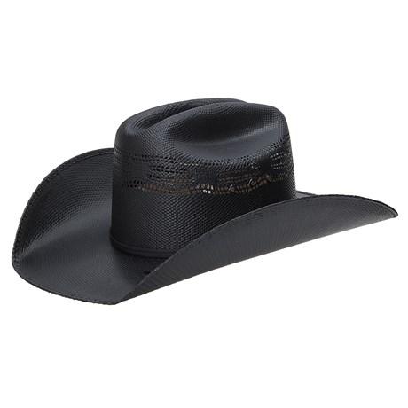 Chapéu Country Preto Texas Diamond 25220