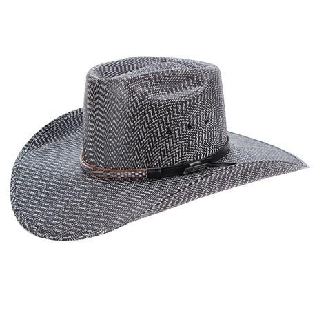 Chapéu Country Texas Diamond Aba Larga 23009 - Rodeo West 059fff4db54