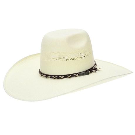 Chapéu de Cowboy Aba Larga Texas Diamond 22789 - Rodeo West 29d7a9de05c