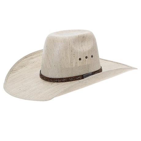 Chapéu de Cowboy Aba Larga Texas Diamond 22890