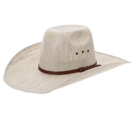 Chapéu de Cowboy Aba Larga Texas Diamond 22891