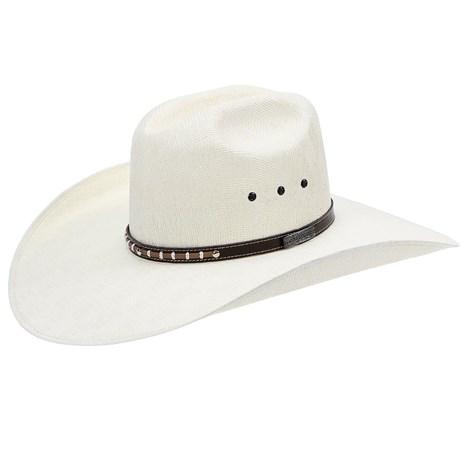 Chapéu de Cowboy Aba Larga Texas Diamond Fenix 21073