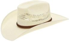 Chapéu de Cowboy Bangora Texas Diamond Copa Quadrada 20817