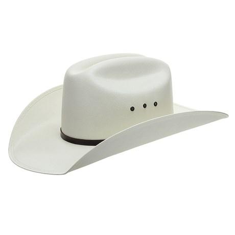 Chapéu de Cowboy Branco Texas Diamond 25027