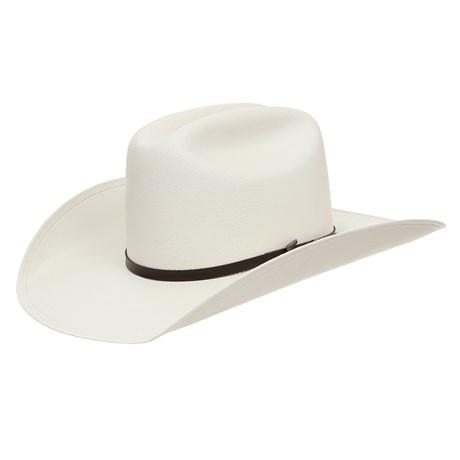 Chapéu de Cowboy Branco Texas Diamond 28970
