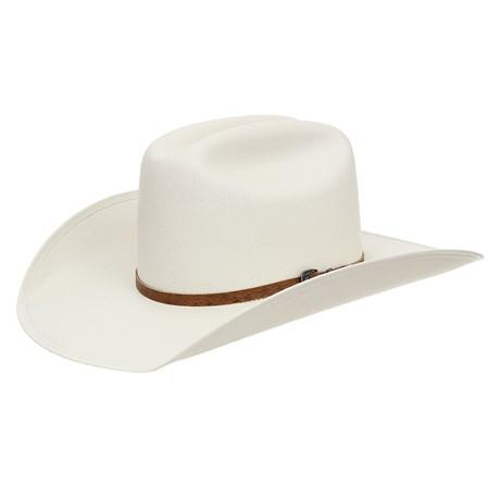 Chapéu de Cowboy Branco Texas Diamond 28971