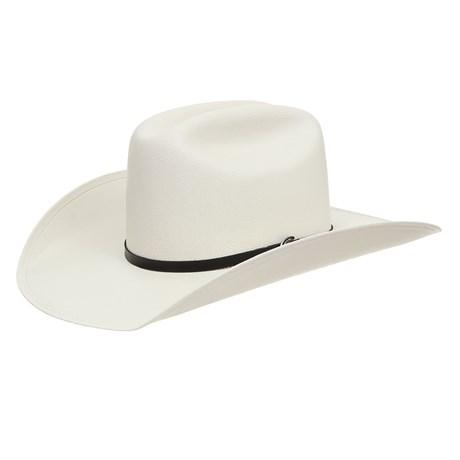 Chapéu de Cowboy Branco Texas Diamond 28973