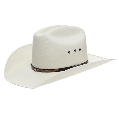 Chapéu de Cowboy Com Bandinha Western Texas Diamond 24803