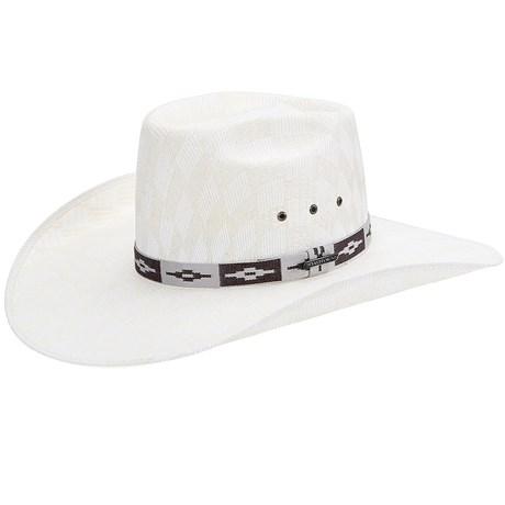 Chapéu de Cowboy Copa Alta Texas Diamond Fenix 21056
