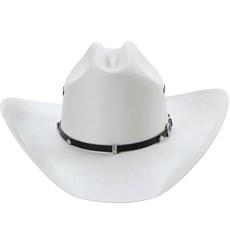 Chapéu de Cowboy Eldorado Company Classic Branco - 18452