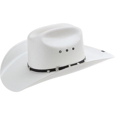 d7e3da0b9912d Chapéu de Cowboy Eldorado Company Classic Branco - 18452 - Rodeo West