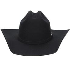 Chapéu de Cowboy Eldorado Company em Feltro Nashiville Preto - 18600