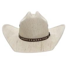 Chapéu de Cowboy Juta Bandinha de Couro Texas Diamond 24882