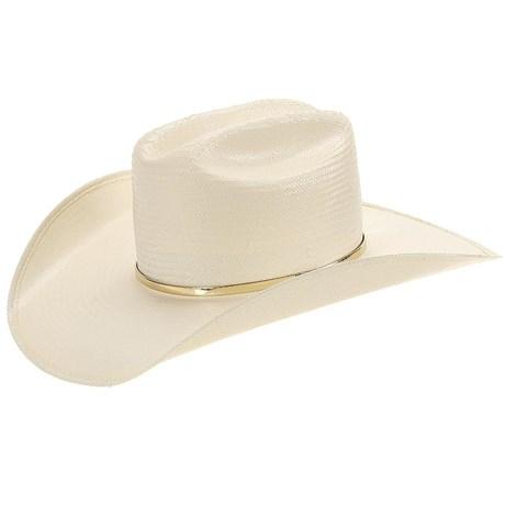 Chapéu de Cowboy Marcatto Bandinha Dourada 19719 - Rodeo West 707d5ded806