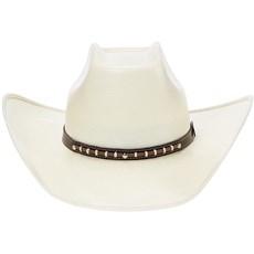 Chapéu de Cowboy Palha Shantung 20X Texas Diamond 20872