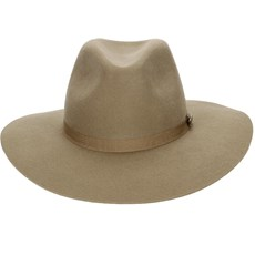 Chapéu de Feltro 100% Lã Camel - Marcatto 18387