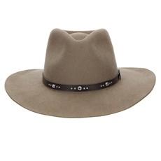 Chapéu de Feltro 3X Texas Diamond Forrado Castor 22815