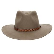 Chapéu de Feltro 3X Texas Diamond Forrado Castor 22817