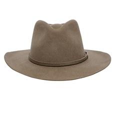 Chapéu de Feltro 3X Texas Diamond Forrado Castor 26292