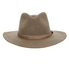 Chapéu de Feltro 3X Texas Diamond Forrado Castor 26293