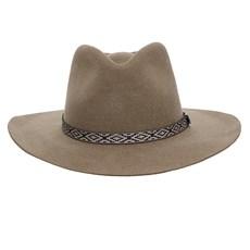 Chapéu de Feltro 3X Texas Diamond Forrado Castor 26295