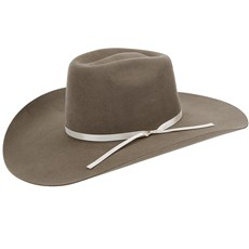 Chapéu de Feltro Marrom Aba Larga Texas Diamond 23210 - Rodeo West e718c3f74d6