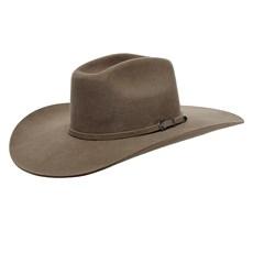Chapéu de Feltro Aba Larga Texas Diamond Neo Castor 26267