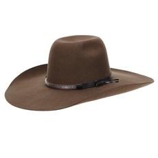 Chapéu de Feltro Copa Alta 30X Marrom Texas Diamond 22803