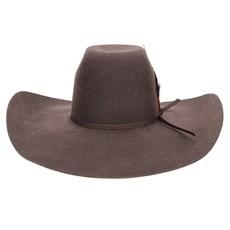 Chapéu Felt Rendado Marrom 30X Feltro - Pralana 18007 - Rodeo West 37bf78185a7