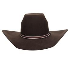 Chapéu de Feltro Cowboy Marrom Texas Diamond 26271