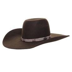 Chapéu de Feltro Cowboy Marrom Texas Diamond 26405