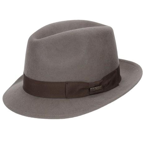 Chapéu de Feltro Marcatto 100% Lã Caqui 18382 - Rodeo West 3abff8e3868