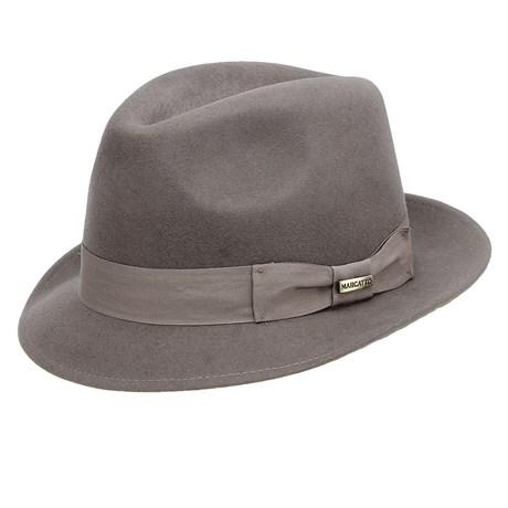 Chapéu de Feltro Marcatto 100% Lã Caqui 25728