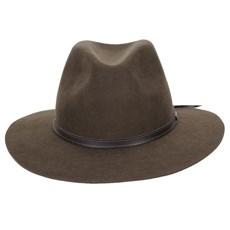 Chapéu de Feltro Marcatto 100% Lã Tabaco 18384
