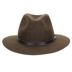 Chapéu de Feltro Marcatto 100% Lã Tabaco 23229