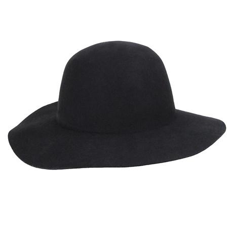 Chapéu de Feltro Marcatto Cavalgada Tamanho Único Preto 24306