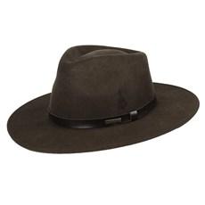 Chapéu de Feltro Marrom Cavalgada Marcatto 24310
