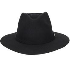 ... Chapéu de Feltro Social Lã Preto - Mundial 19004 7a79700ca78