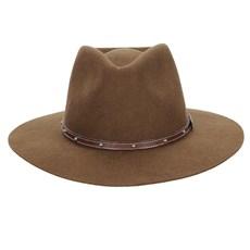 Chapéu de Feltro Social Marrom Texas Diamond 23034