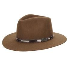 Chapéu de Feltro Social Marrom Texas Diamond 23035