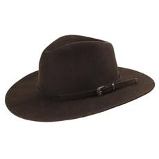 Chapéu de Feltro Social Marrom Texas Diamond 23803